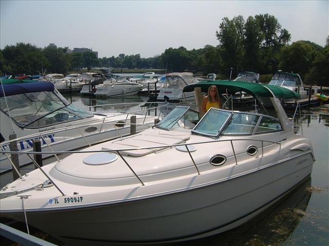 2001 Monterey Cruisers 302 Cruisers  Michigan City