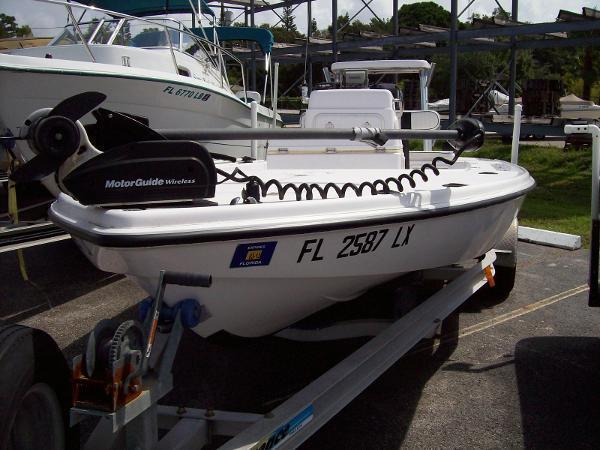 2001 Pro-Line Stalker ats Boat