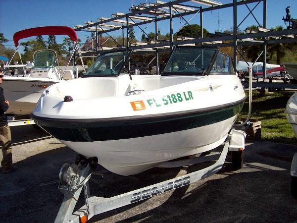 2001 Sea-Doo Utopia 18 Jet Boat