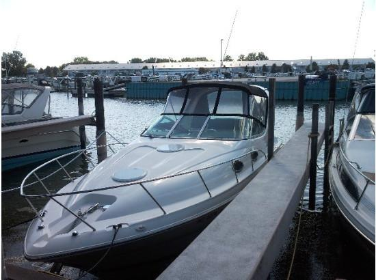 2001 Wellcraft Martinique 2800