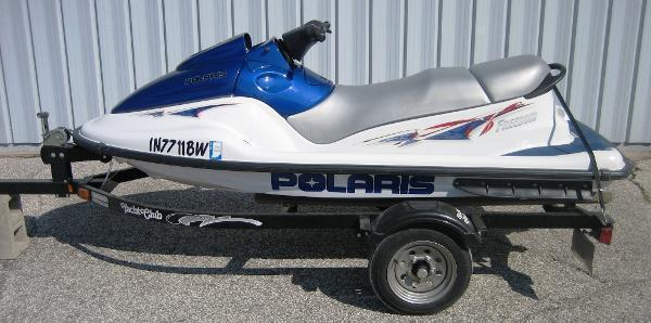 2002 Polaris Freedom PWC  Evansville