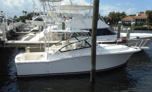 2003 Luhrs Open Fish