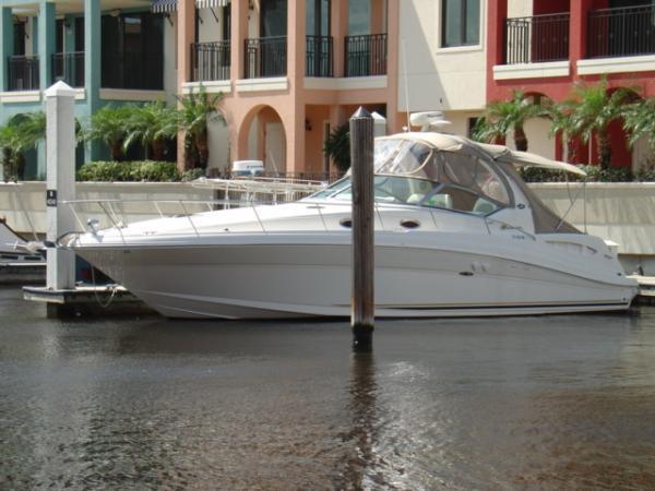 2003 Sea Ray 34 DA
