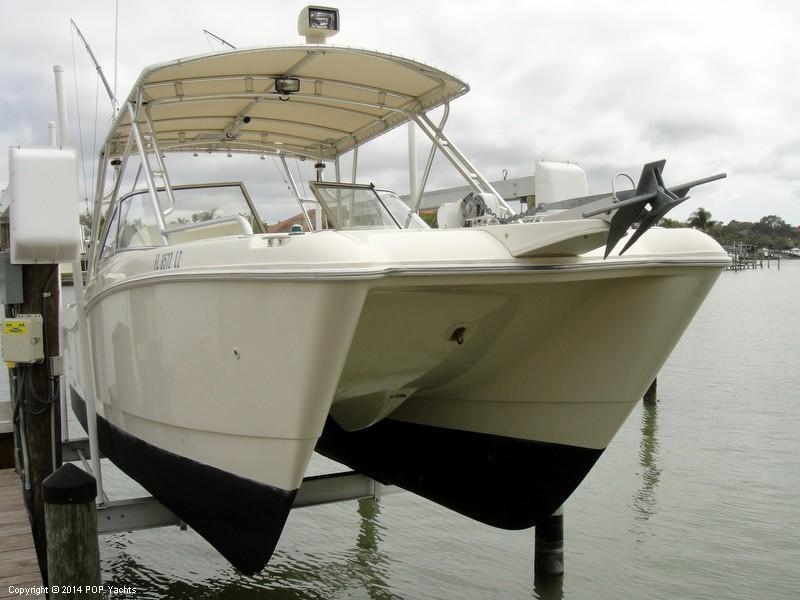 2003 World Cat 250 DC Catamaran