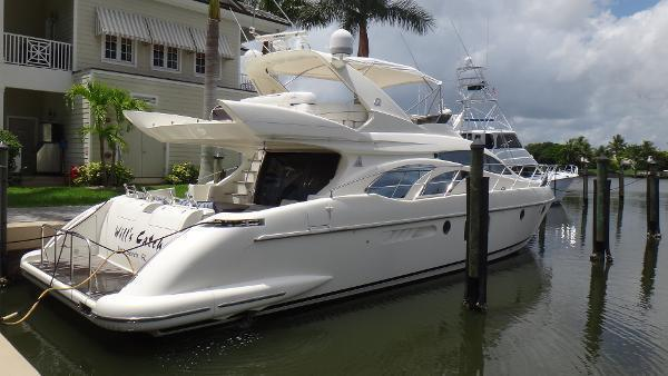 2004 Azimut ybridge Evolution
