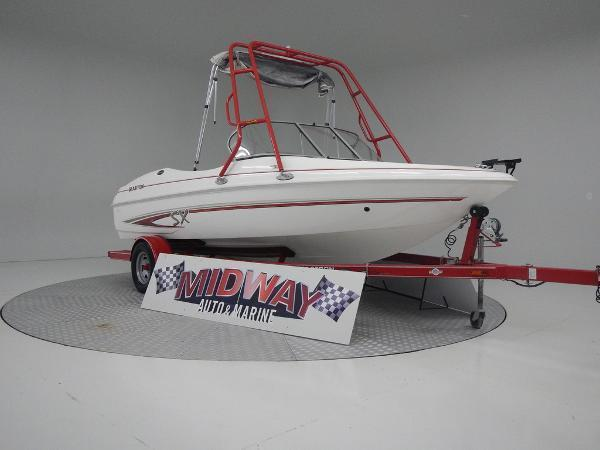 2004 Glastron SX 195 Ski & Fish