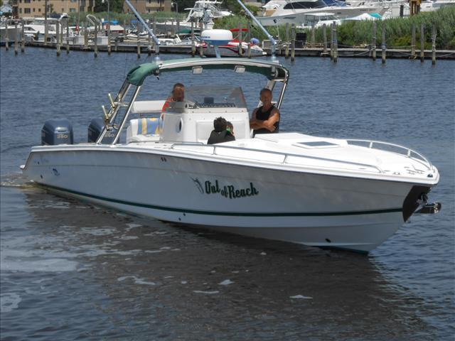 2004 Jefferson Marlago FS35