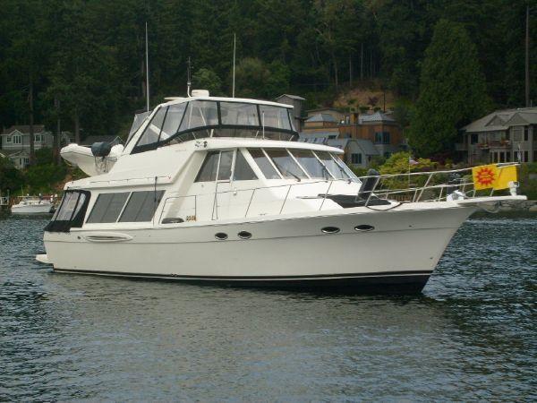 2004 Meridian 490 w/ Hardtop