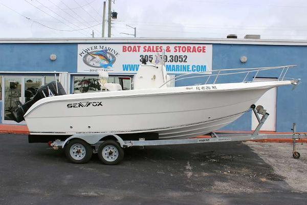 2004 Sea Fox 210 Center Console