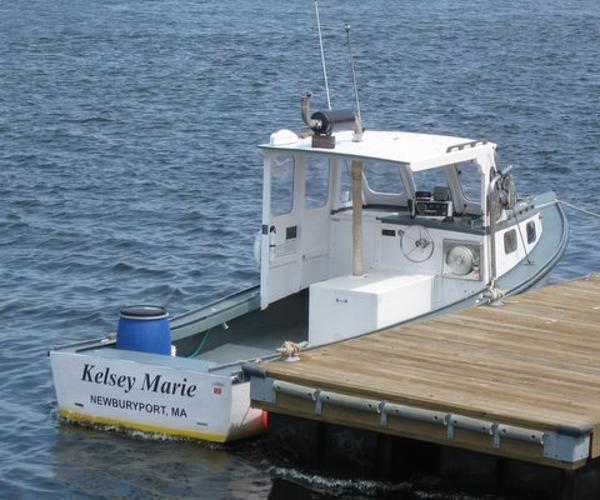2005 Benny Beal Lobster Boat
