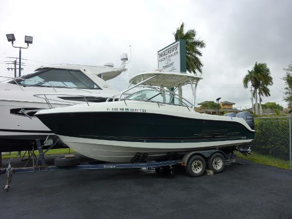 2005 Hydra-Sports 2500 VX Cuddy