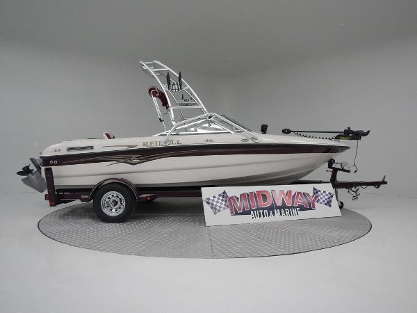 2005 Reinell 186 Fish & Ski