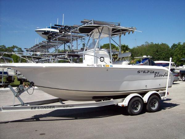 2005 Sea Fox 210 Center Console