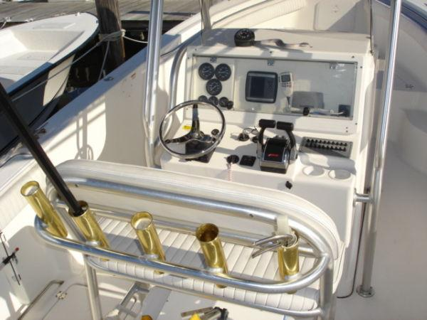 2005 Sea Fox 287 CENTER CONSOLE 287