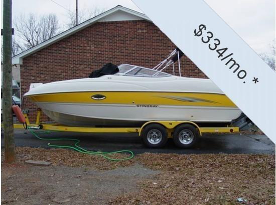 2005 Stingray 220 LX