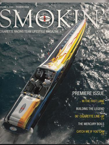 2006 Cigarette Racing 46