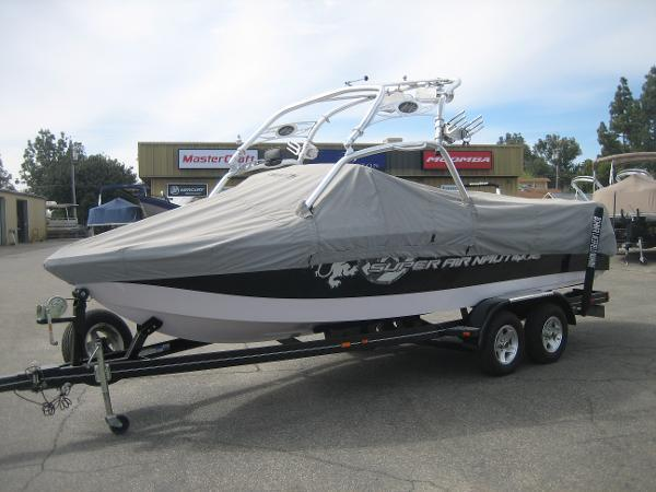 2006 Nautique Super Air 220