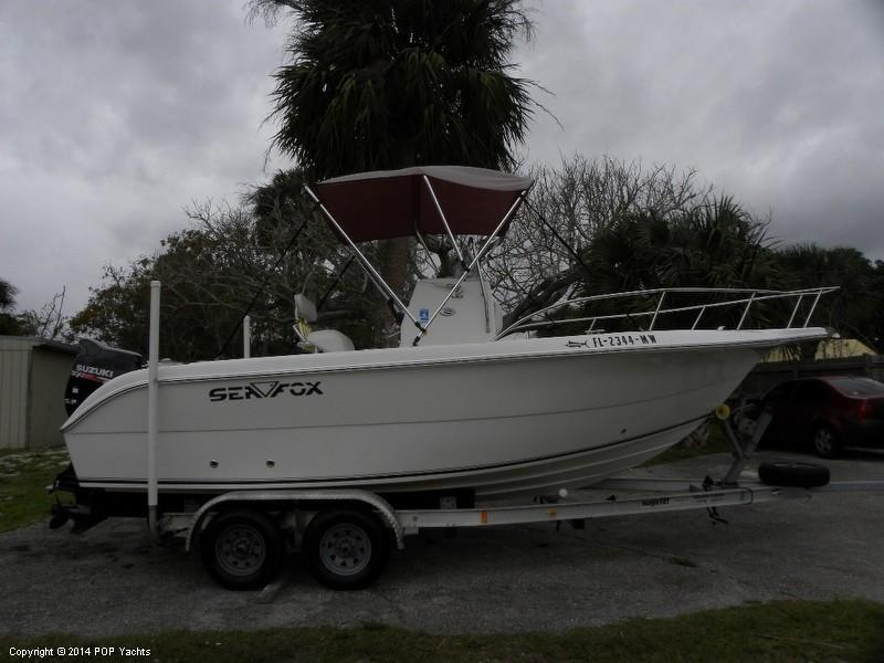 2006 Sea Fox 210 CC