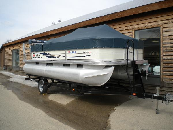 2006 Sun Tracker PARTY BARGE 21 Signature Series