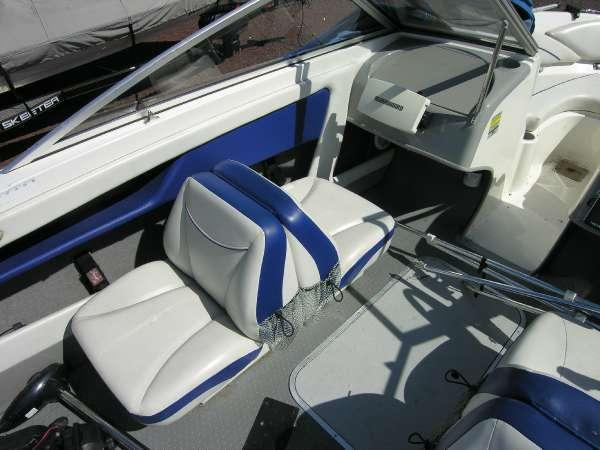 2007 Bayliner 195 Fish 'n Ski