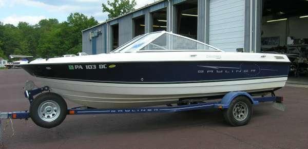 2007 Bayliner 195 Fish 'n Ski