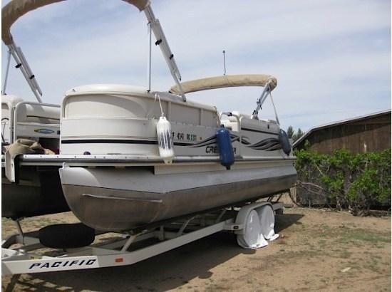 2007 Crestliner 2485 LSI Angler