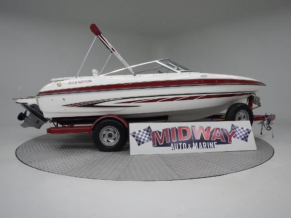2007 Glastron GT 185 Ski & Fish