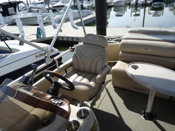 2007 Hars FloteBote Pontoon Boat