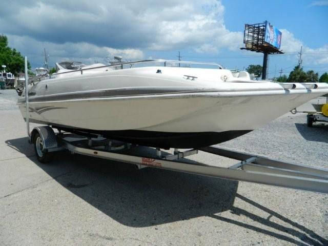 2007 Hurricane GS 201 Fun Deck