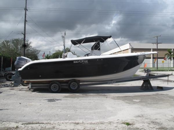 2007 Sea Fox 287 Center Console