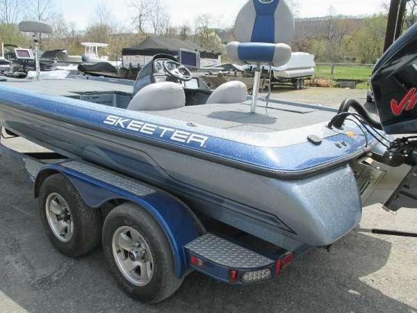 2007 Skeeter ZX 225