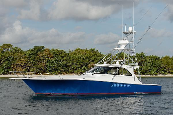 2007 Viking Yachts Express w/ Sportyacht addition
