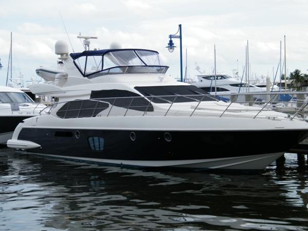 2008 Azimut 62 Motor Yacht