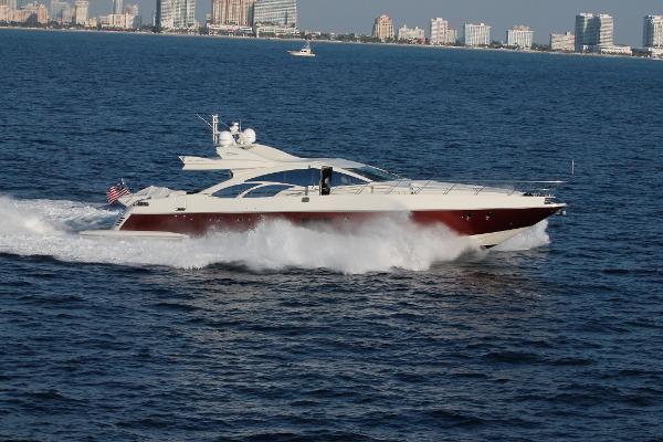 2008 AZIMUT 86S Motor Yacht