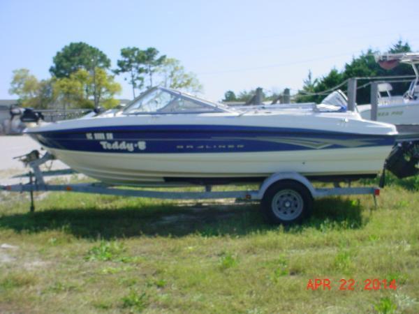 2008 Bayliner 195