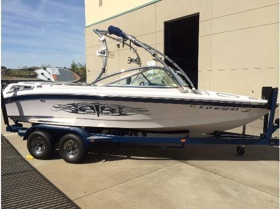 2008 Nautique 210 - Super Air