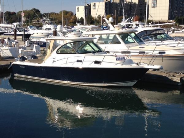 2008 Pursuit OS 315 Offshore