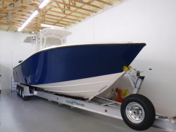 2008 Sea Vee 340 Open