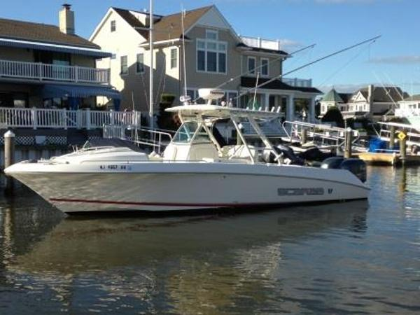2008 Wellcraft Scarab 30 Sport