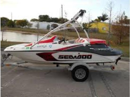 Sea Doo 150 Speedster Supercharged - Brick7 Boats