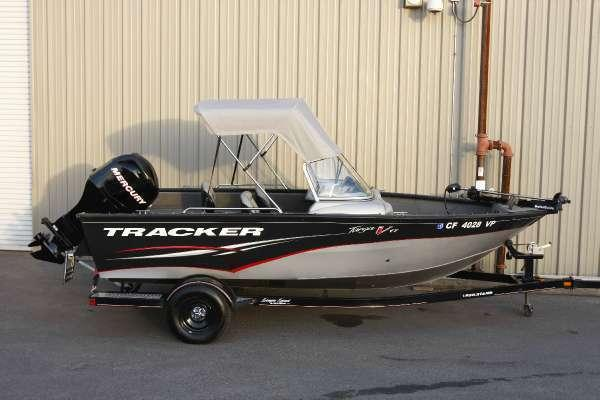 2009 Tracker Targa V-17 WT