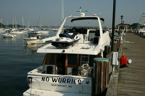 2010 Bayliner Pilothouse