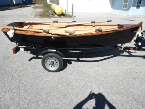 2011 Custom Arch Davis Dinghy / Row Boat