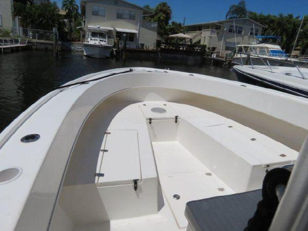 2011 Dusky Center Console