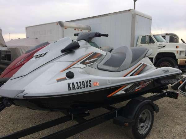 Yamaha Vxr - Brick7 Boats