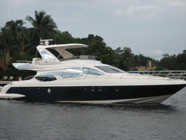 2012 Azimut 64' Motor Yacht