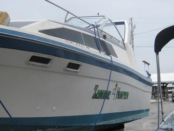 1986 Bayliner 2550 Ciera Sunbridge
