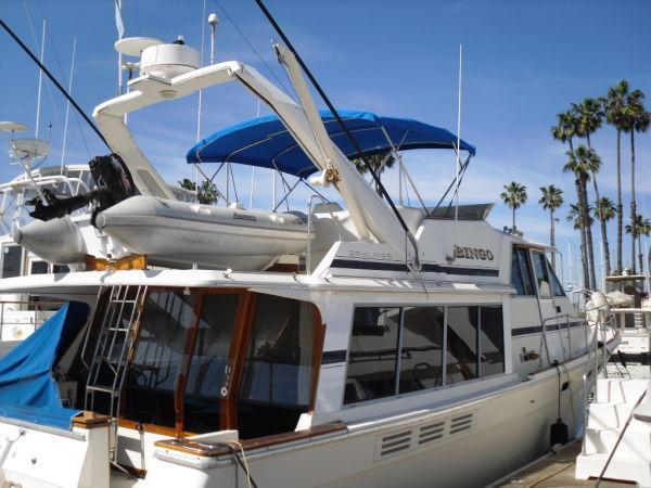 1986 Bayliner Pilothouse 4550