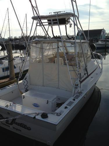 1986 Luhrs 290 TOURNAMENT