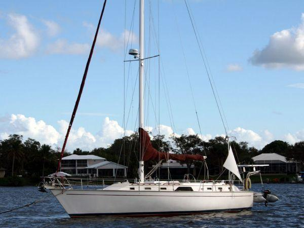1986 Morgan 43' Sloop